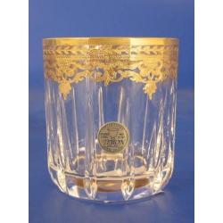 Реджитал 10Т н-р стаканов для воды OF 6шт 340мл (золото)