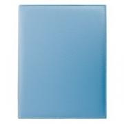 Папка-меню, кожезам., L=32,B=25см, голуб.