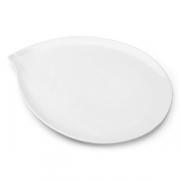 Блюдо-капля «Пати» 38см фарфор