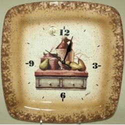 Настенные часы «Кухня»