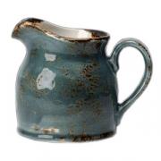 Молочник «Крафт»; фарфор; 140мл; синий