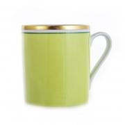 Чашка для кофе 200 мл. «Колорс Зеленый»