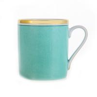 Чашка для кофе 200 мл. «Колорс Бирюза»