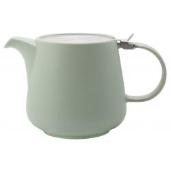 Чайник с ситечком 1.2л Оттенки (мятный) в инд.упаковке