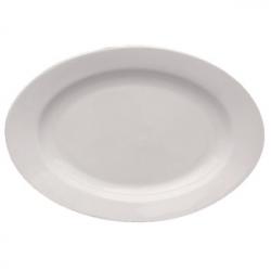 Блюдо овал «Кашуб-хел» L=33см фарфор