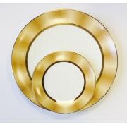 Набор тарелок для десерта «Cафари» на 6 персон 7 предметов