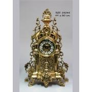 Часы LARRA золотой 49х30см