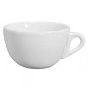 Чашка чайная «Верона», фарфор, 360мл, белый