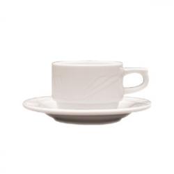 Чашка коф «Аркадия» 80мл фарфор