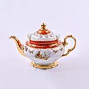 Чайник «Охота красная»