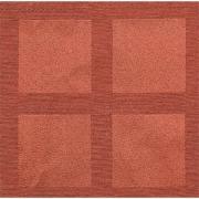 Скатерть жаккардовая L=100, B=100см; коричнев.