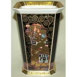 Ваза «Ожидание/Ощущение» 21 см.Серия: Klimt