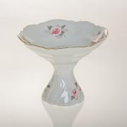Салатник 13 см н/н «Роза серая 5396011»