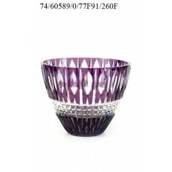 Салатник фиолетовый 260