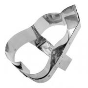 Резак «Груша»; сталь нерж.; L=140,B=95мм