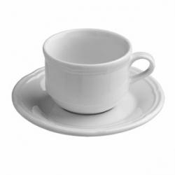 Чашка коф. «Увертюра» 80мл фарфор