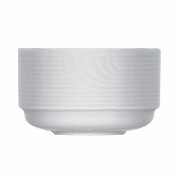 Салатник «Карат», фарфор, 200мл, D=90,H=55мм, белый