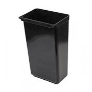 Контейнер 33*23*56.5см 42л пластик черн