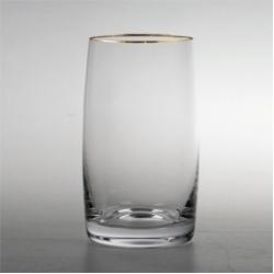 Набор стаканов 1/6 «Идеал» 250 мл; вода; отводка золото
