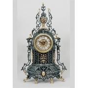 Часы синий 48х29 см.