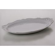 Блюдо овальное 32см «Недекорированный»