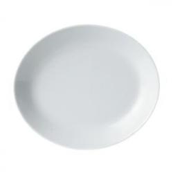 Блюдо овал «Тэйст вайт» 30.5см фарфор