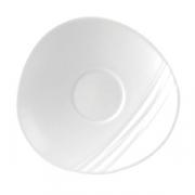 Блюдце «Органикс» d=15см фарфор