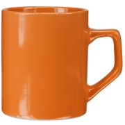 Кружка оранжевая 290мл (021 C)