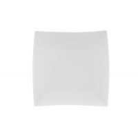 Тарелка квадратная Даймонд без индивидуальной упаковки