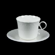 Набор 6 чайных пар 220мл «Шелк»