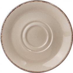 Блюдце «Террамеса вит» d=16.5см фарфор