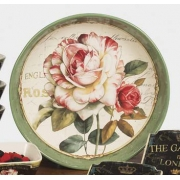 Салатник глубокий 33 см. «Цветущий сад»