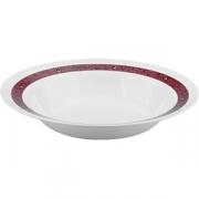 Блюдо круглое глубокое «Корал»