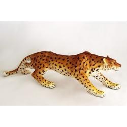 Статуэтка «Леопард» Длина - 58 см, высота - 14 см