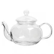 Чайник с пружиной термост.стекло