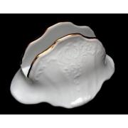 Салфетница 12 см «Бернадот белый 311011»