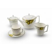 Сервиз чайный «Семильон» 17 предметов на 6 персон