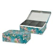 Коробка для чайных пакетиков Сакура