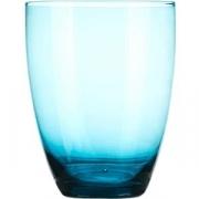Стакан «Тэа» стекло; 300мл; голуб.