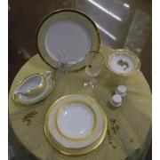 Сервиз столовый 27 пр. на 6 персон «Kensington Ivory»