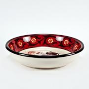 Набор тарелок суповых 24 см 4шт. «Прованский Петух»