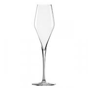 Бокал-флюте «Кью уан», хр.стекло, 300мл, D=82,H=270мм, прозр.