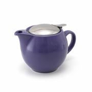 Чайник с ситечком 450мл цвет: Фиолетовый