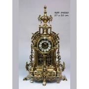 Часы ALBERTI золотой 57х35см