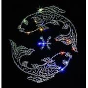 Рыбы ажурные