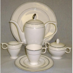 Чайный сервиз «Виктория» на 6 персон 21 предмет