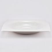 Набор 6 тарелок суповых 21см «White Square»