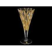 Бокал для вина BAMBOO золотой (набор 6 шт.)
