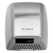 Сушилка для рук автомат. 2100W; H=27.3,L=25.2,B=20.7см