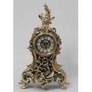 Часы - «silva» цвет - каштан 44х23см